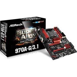 Płyta ASRock 970A-G/3.1 /AMD 970 SB950/DDR3/SATA3/M.2/USB3.1/AM3 /ATX-1103149