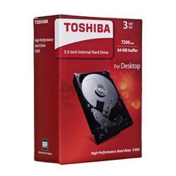 """Dysk HDD Toshiba P300 3,5"""" 3TB SATA III 64MB 7200obr/min HDWD130UZSVA-1100465"""